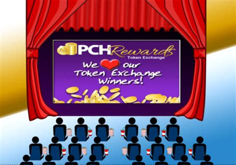 Pch Token Exchange - our july token exchange winners were a real summer blockbuster pch blog