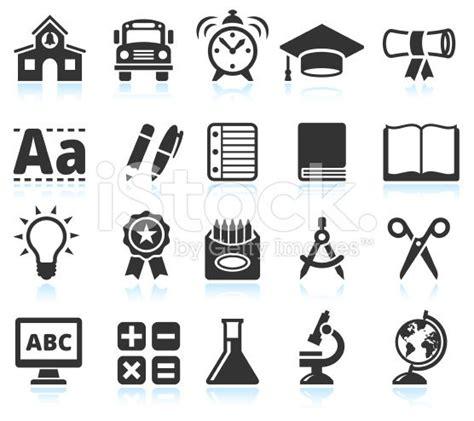 imagenes de utiles escolares a blanco y negro educa 231 227 o e material escolar preto branco vector