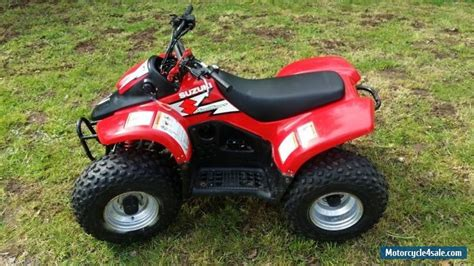 Suzuki Atv Sale Suzuki Lt50 For Sale In United Kingdom