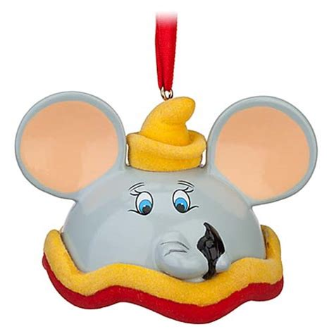 dumbo ornament your wdw store disney ears ornament dumbo limited