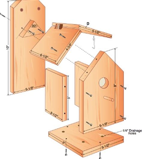 birdhouses how to build a birdhouse birds blooms