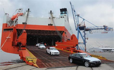 Car Rental In Galveston Port by Bmw To Make Galveston A Port Of Call Houston Chronicle