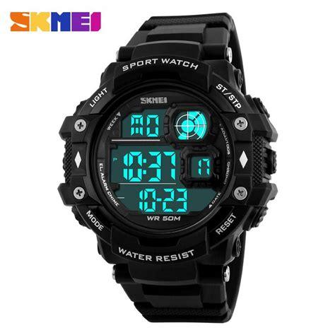 Jam Tangan Skmei Casual Led jual jam tangan pria skmei digital casual sport led
