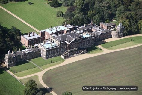 House Plans For Mansions by Aerial Photograph Wentworth Woodhouse Near Rotherham