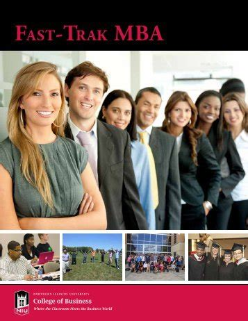 Niu Executive Mba by 73041 Mba Program Indd Wvu College Of Business And