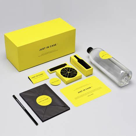 design kit just in case by menosunocerouno dezeen