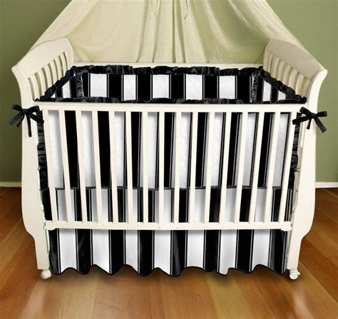 black and white baby bedding black and white stripe baby bedding from sininlinen com my