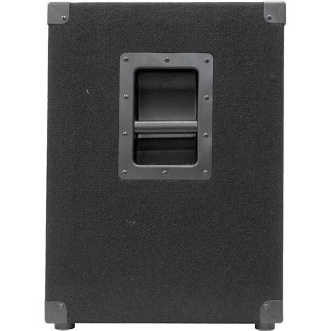 bass speaker cabinet seismic audio new 4x8 bass guitar speaker cabinet w horn