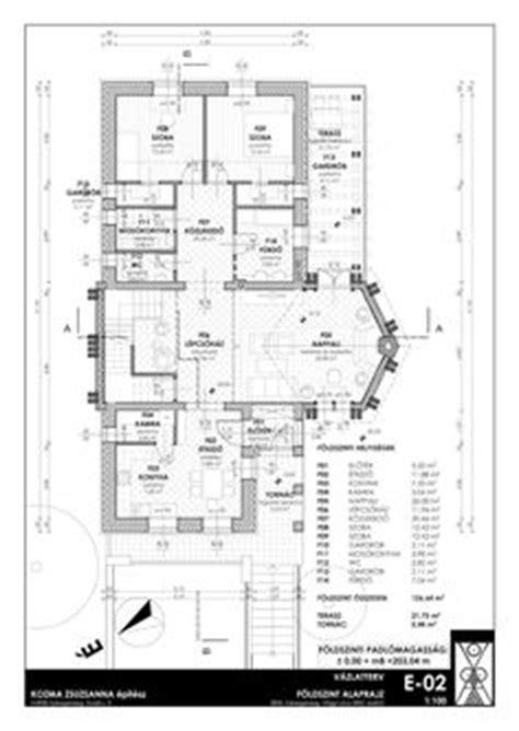 Home Design Zalaegerszeg H 225 Zterv Keskeny Telekre House Plans