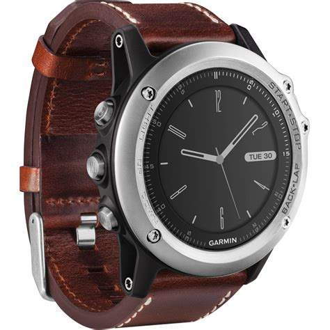 Garmin Fenix 3 Band Replacement Leather 010 12168 12 image gallery fenix 3 leather