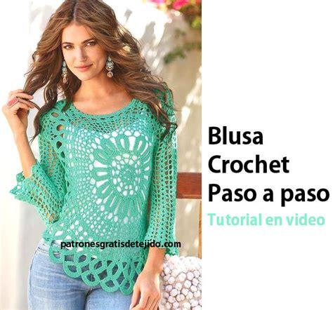 blusa crochet zigzag paso paso m 225 s de 1000 im 225 genes sobre tejidos verano en pinterest