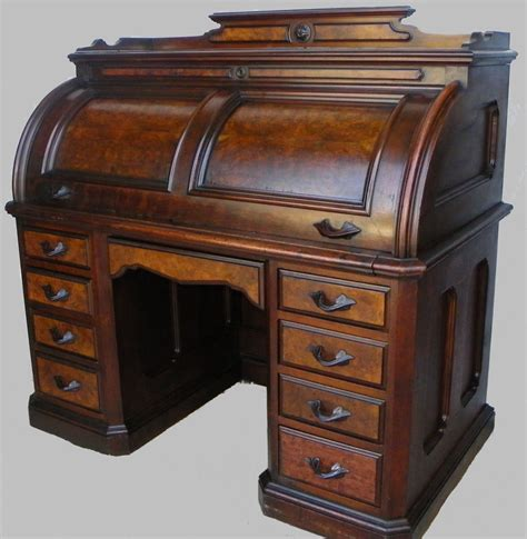 Bargain John S Antiques 187 Blog Archive Antique Victorian Antique Roll Top Desk
