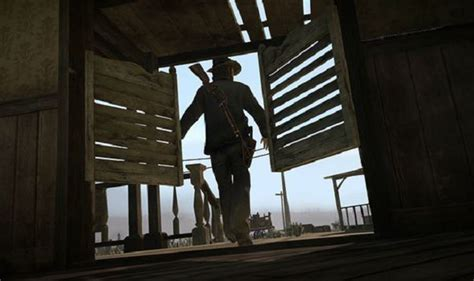 Lights Dead Redemption by Dead Redemption 2 Reveal Has Gta Project Confirmed