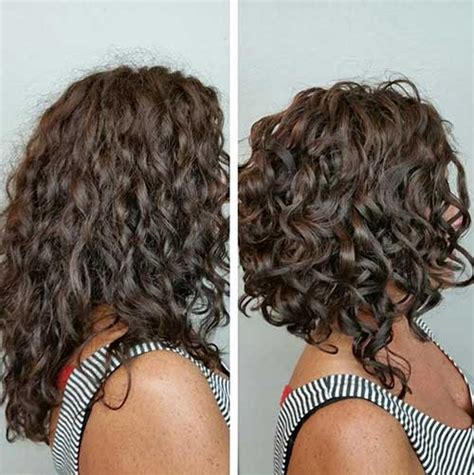 Haircut Styles For With Curly Hair by 25 Bob Haircuts For Curly Hair Bob Hairstyles