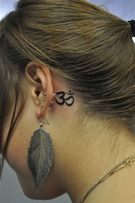 pinterest tattoo ear looking for inspiration for the behind the ear tattoo