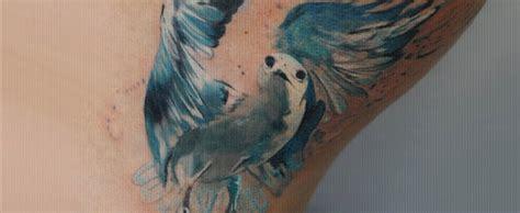significato tatuaggio gabbiano oltre 45 idee a