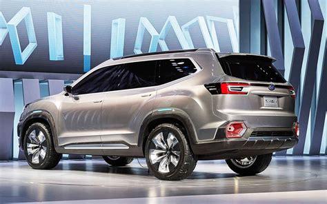 Tribeca Subaru 2019 by 2019 Subaru Tribeca Review Release Date Redesign