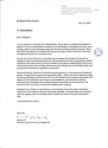 Letter Of Recommendation Date search results for date recommendation letter college