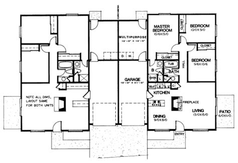 2200 sq ft house plans ranch style house plan 3 beds 2 00 baths 2200 sq ft plan 303 250