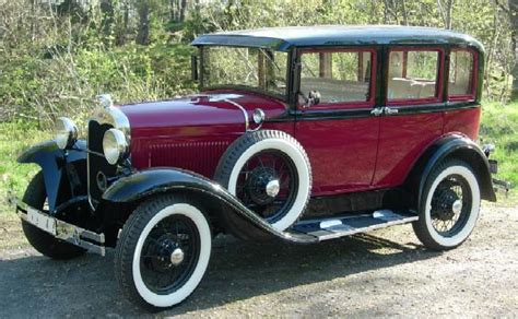 a ford renovering av a ford 1930