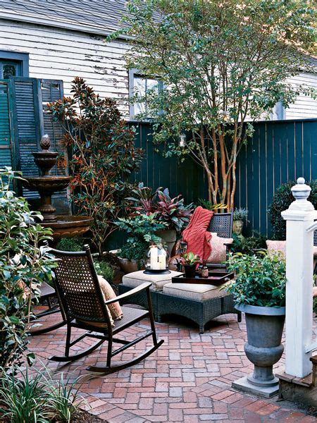 New Backyards by Best 25 Small Brick Patio Ideas On Patio