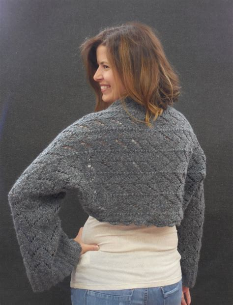 free shrug knitting patterns easy theater lace shrug free knitting pattern knitting bee