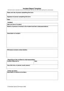 itil incident report form template incident report template 2 legalforms org