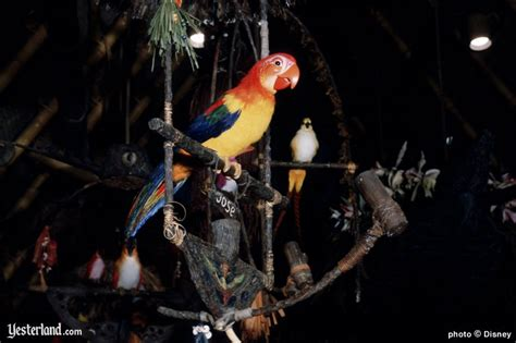 yesterland the enchanted tiki room new management