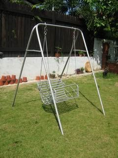 garden swing singapore metal swing for garden or living room singapore classifieds
