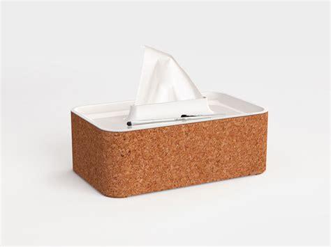 Small Tissue Box 2 plate tissue kejialiudesign