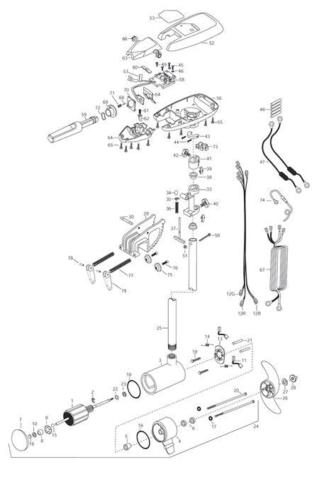 minn kota wiring diagram manual 31 wiring diagram images