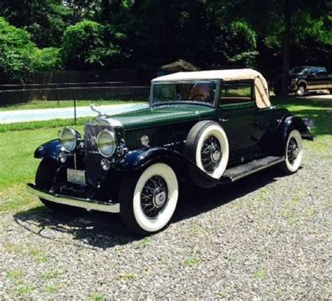 1931 cadillac for sale 1931 cadillac 370 convertible v12 for sale on car and