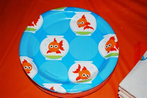 goldfish themes goldfish theme baby shower project nursery