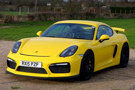 Porsche Cayman Prices by Porsche Cayman Coupe From 2013 Used Prices Parkers