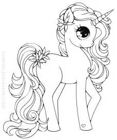 unicorn coloring pages free coloring pages of baby unicorn