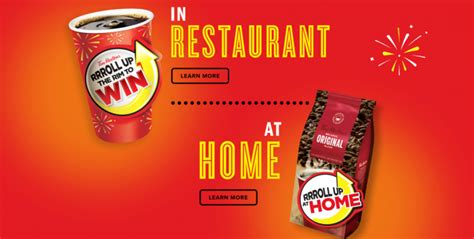 Tim Horton S Rbi Mba Program by Tim Hortons Canada Roll Up The To Win Contest Is Back
