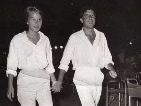 Marianne Ihlen Leonard Cohen | i think i will follow you very soon the beautiful