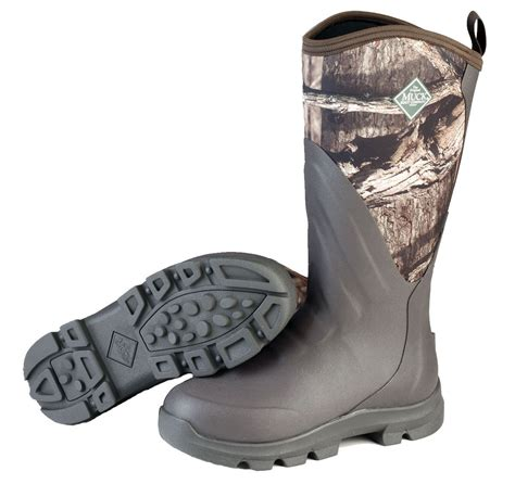 mens muck boots muck boots woody grit mens brown infinity