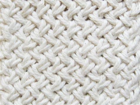 basket stitch in knitting diagonal basketweave knitting pattern knitting patterns
