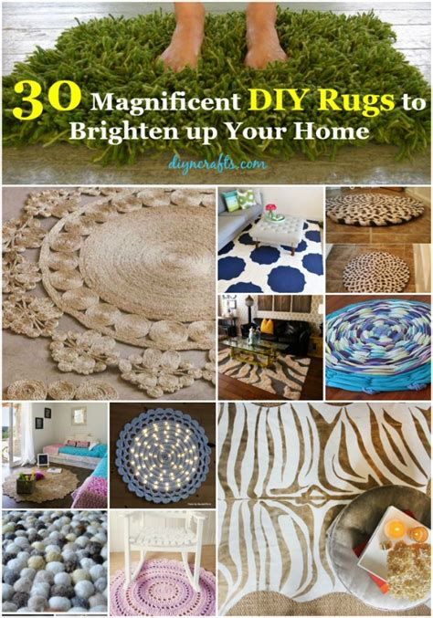 diy rug 30 magnificent diy rugs to brighten up your home diy