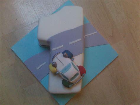 Motivtorte Auto by Geburtstag Kinder 187 1 Motivtorte Mit Auto