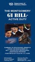 Using A Montgomery Gi Bill For Mba by Va Education Benefits