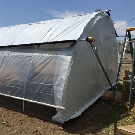 20 Light Deprivation Greenhouse Kits