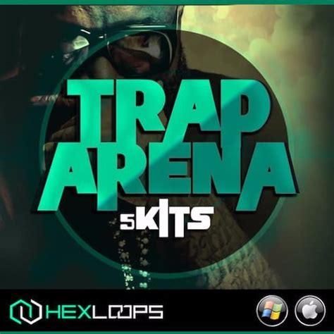 Garageband Trap Kit Hexloops Loops 5 Kits Wav Midi
