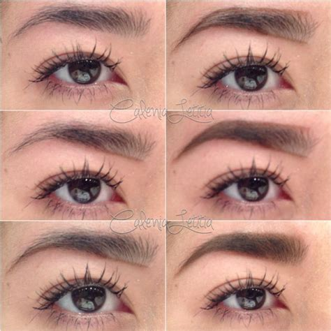 Eyeliner Pencil Viva brow routine tutorial product used viva eyebrow pencil
