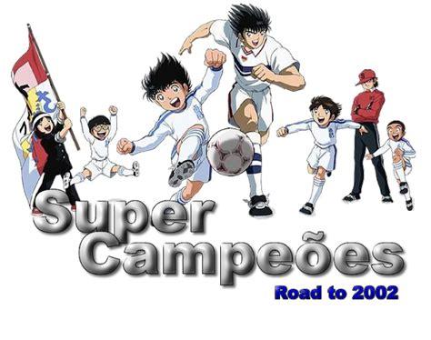Dvd Anime Captain Tsubasa Road To 2002 Sub Indo Eps 1 End Ce 245 Es Road To 2002 Anime Agora