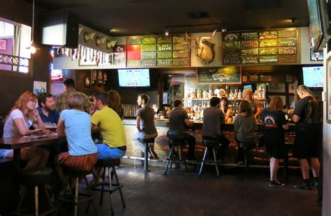 top 100 beer bars six l a beer bars make draft s top 100 list but look who