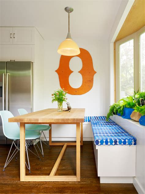 built in kitchen bench seating with storage built in kitchen storage benches williamsburg renovation contemporary kitchen