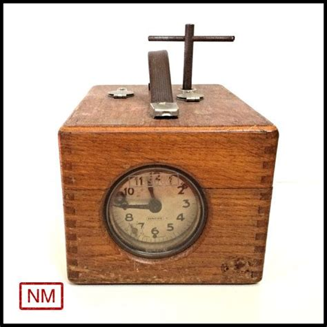 Termometer Pigeon reserved for carol vintage german pigeon racing clock benzing superieur stating clock made in