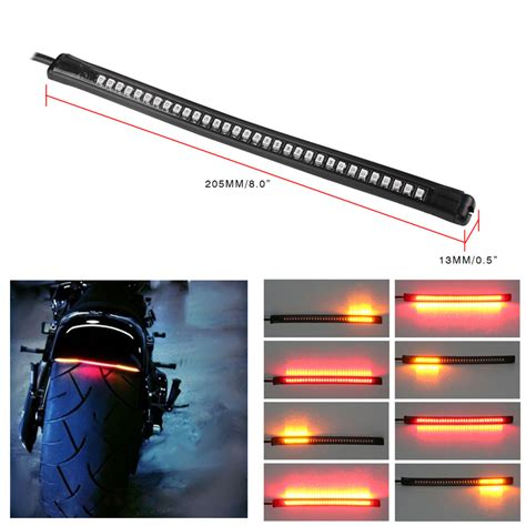 32 led motorcycle brake turn light